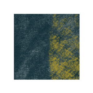 Charcoal Blue and Yellow